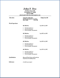 resume sample for server position sample food server resume career    simple resume template download http resumecareerinfosimple resume template download