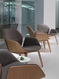 modern office lounge furniture. ginkgo lounge low back chairs from davis furniture neocon2016 modern office