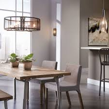 Chandelier Dining Room Dining Room Lighting Gallery From Kichler