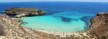 Risultati immagini per spiaggia dei conigli sicilia