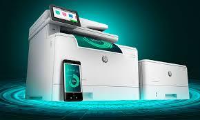 Принтеры и <b>МФУ HP LaserJet</b> для бизнеса