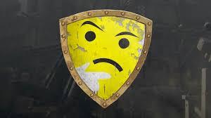 For Honor: <b>Thinking Face Emoji</b> Emblem Tutorial - YouTube