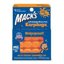Mack's Pillow Soft <b>Ear Plugs</b> - <b>Kid</b> Size - Walmart.com