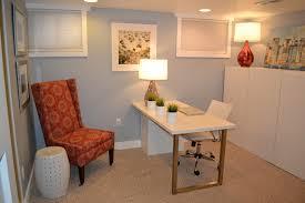 basement office design of goodly basement office design home office on pinterest set basement home office ideas