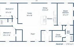 Steel Building House Plans   Smalltowndjs com    Exceptional Steel Building House Plans   Metal Building Homes Floor Plans