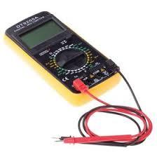 Купить <b>Мультиметр Tek DT9205A</b> по лучшей цене 699 в Таганроге.