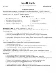product manager sample resumes property manager resume sample entry level project manager resume samples to inspire you senior it management resume examples senior director