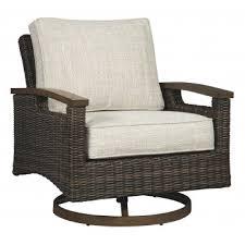 Paradise Trail - <b>Swivel</b> Lounge Chair (<b>2</b>/CN) | Outdoor <b>Dining Chairs</b>