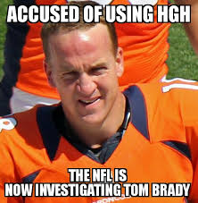 The best memes of Peyton Manning allegedly u - 12-29-2015 via Relatably.com