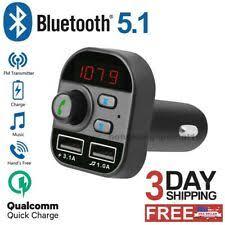 <b>Bluetooth Wireless FM Transmitters</b> for sale | eBay