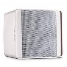 <b>Apart KUBO5T</b>-W - 80 Вт <b>настенный громкоговоритель</b>, белый цвет
