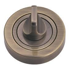 <b>Комплект дверных накладок</b> WC бронза DH 20 GAMET ...