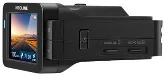 <b>Видеорегистратор</b> с радар-детектором <b>Neoline X</b>-<b>COP 9000</b>, GPS