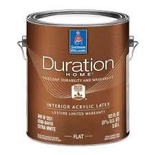 <b>Sherwin</b>-<b>Williams Duration Home</b> Matte матовая моющаяся <b>краска</b>