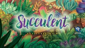 <b>Succulent</b> — Renegade Game Studios