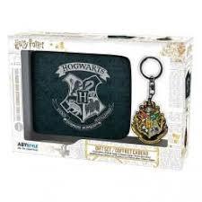 Набор ABYstyle: HARRY POTTER: Кошелек+ <b>Брелок Hogwarts</b> ...
