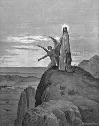 the temptation of christ gustave dore tattoo inspiration the temptation of christ gustave dore