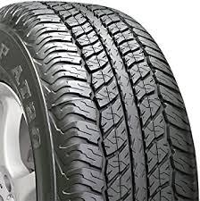 Dunlop Grandtrek AT20 All-Season Tire - 245/75R16 ... - Amazon.com