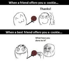 When A Friend Offers You A Cookie - Marijuana Memes #marijuana ... via Relatably.com