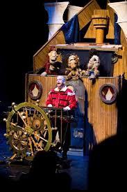 <b>Monkey</b> Mind <b>Pirates</b> — Z Puppets Rosenschnoz
