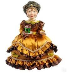 Купить <b>Кукла</b>-<b>грелка на чайник Art</b> East, Ефросиния, 31 см Art East ...