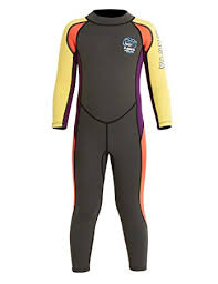 DIVE & SAIL Kids Wetsuit 2.5mm Neoprene Keep ... - Amazon.com