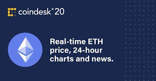 <b>Ethereum</b> Price | ETH Price Index and Live Chart — CoinDesk 20
