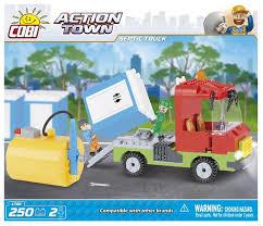 Купить <b>Конструктор Cobi</b> Action Town 1788 Машина для откачки ...