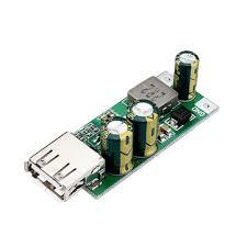 20w <b>dc</b>-<b>dc</b> 3.3-<b>5v to 5v</b>-12v boost converter <b>usb</b> module qc3.0 2.0 ...