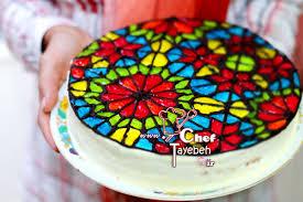 نتیجه تصویری برای کیک با تصویر دختر