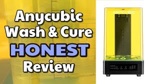 <b>Anycubic Wash & Cure</b> Machine unbox test and HONEST review ...