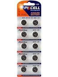 <b>Батарейка LR66</b> щелочная Smartbuy SBBB-<b>AG4</b>-<b>10B</b> 1.5V 10 шт