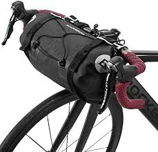 ROCKBROS Bikepacking Bike Handlebar Bag ... - Amazon.com