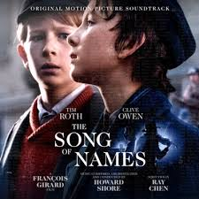The Song of Names (Original Motion Picture <b>Soundtrack) — Howard</b> ...