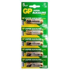 Стоит ли покупать <b>Батарейка GP Super Alkaline</b> AA? Отзывы на ...
