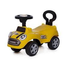 <b>Каталка детская Baby Care</b> Speedrunner, желтая - купите по ...