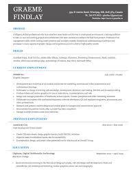 30 simple resume design ideas that work game programmer resume