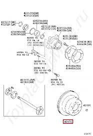 <b>Тормозные диски</b> на Тойоту Ленд Крузер 200 (LC200)