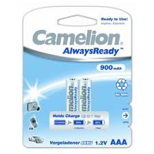 <b>Аккумулятор</b> Ni-Mh 900 мА·ч <b>Camelion</b> Always Ready <b>AAA</b> ...