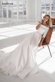 Mega Discount #846c - <b>Smileven</b> Cheap Wedding Dress 2020 Off ...