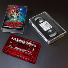 The <b>Stranger Things</b> soundtrack is getting a VHS-inspired cassette ...