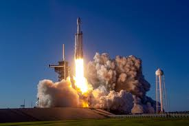 SpaceX livestream: Watch <b>Falcon Heavy</b> launch complex Air Force ...