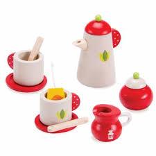 <b>Wonderworld</b> деревянный <b>Чайный</b> сервиз | Thimble Toys