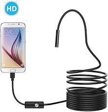 Bamshoot <b>USB</b> Borescope Endoscope for Android (<b>New</b> Upgraded)