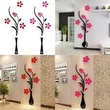 Интернет-магазин DIY <b>ваза</b> цветок Дерево Кристалл Arcylic 3D ...