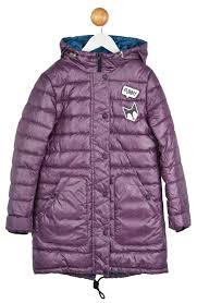 <b>Пальто</b> «Funny» фиолетовое <b>BOOM by Orby</b> - купить по цене ...