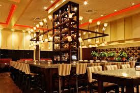 back bar chandelier for spigola restaurant designed by fadi riscala riscala design back bar lighting