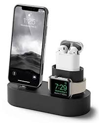 elago 3 in 1 Charging Hub (Black) Compatible with ... - Amazon.com