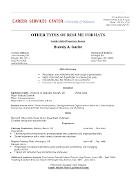 sample resume for work experience example resume for college sample resume for work experience work resume samples for job work resume samples