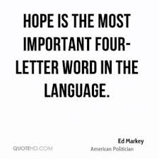 Ed Markey Education Quotes | QuoteHD via Relatably.com